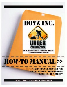 Boyz Inc. workshops COVER