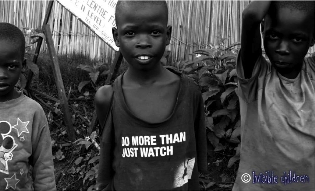 Invisible Children: Youth Changing the World... - Gandhi's ...