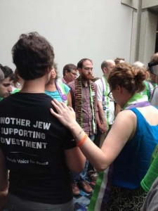 Rabbi Brant Divestment blog