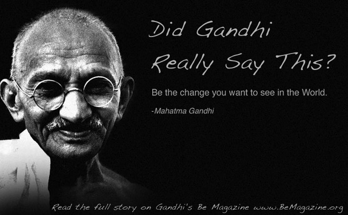 potrayol of gandhi in waiting for Summary of waiting on the mahatma  - comparison between the images of 'gandhi' in kanthapura and waiting for.