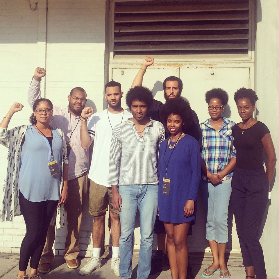 ANSWER delegation attends Movement for Black Lives national convening