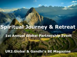 Join Us & Our Partners at UR2.Global for a Spiritual Journey & Retreat to Macchu Picchu, Peru in 2017!
