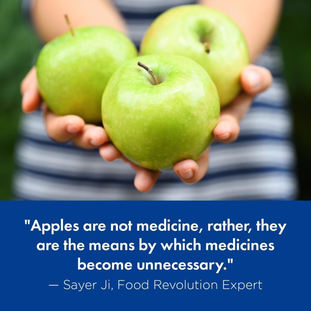 An Apple A Day Keeps the Doctor Away (Apple Health Benefits: Fighting Cancer, Brain Health, and More!)